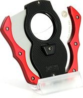 Colibri 'Monza Cut' black / red