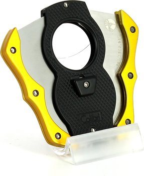 Colibri 'Monza Cut' black / yellow