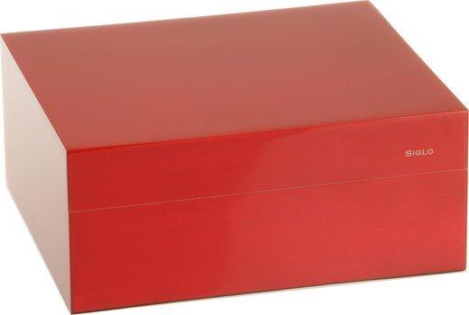 Siglo Humidor S rozmiar 50 czerwony