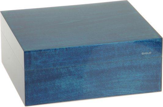 Siglo Humidor S rozmiar 50 niebieski