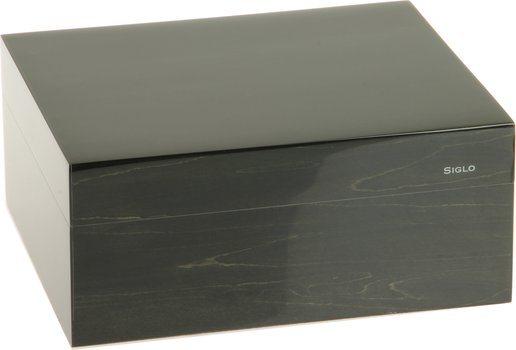 Siglo Humidor S rozmiar 50 ciemno szary