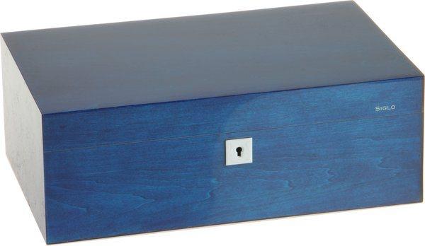 Siglo Humidor M rozmiar 75 niebieski