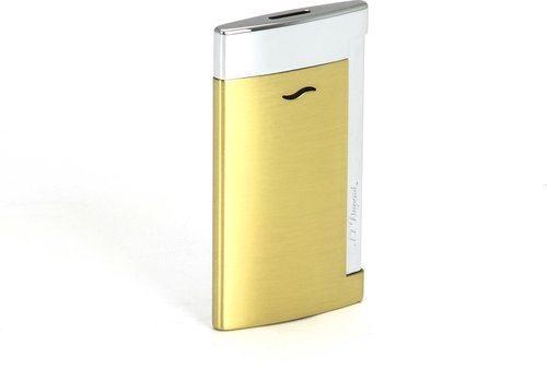 S.T. Dupont Slim 7 Luksusowa Zapalniczka Żółte Złoto