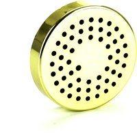 System Nawilżania z Okrągłym Nawilżaczem Gąbkowym Złoty