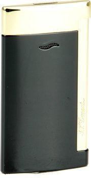 S.T. Dupont Slim 7 Zapalniczka Czarna/Złota