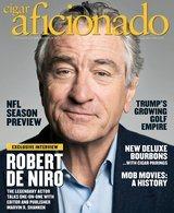 Magazyn Cigar Aficionado wrzesień/październik 2015