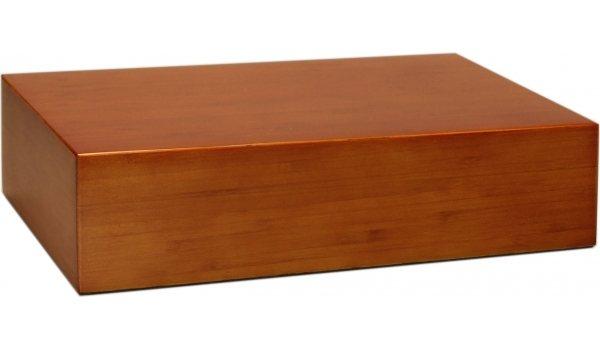 Humidor Matowy Bamboo Brown 20