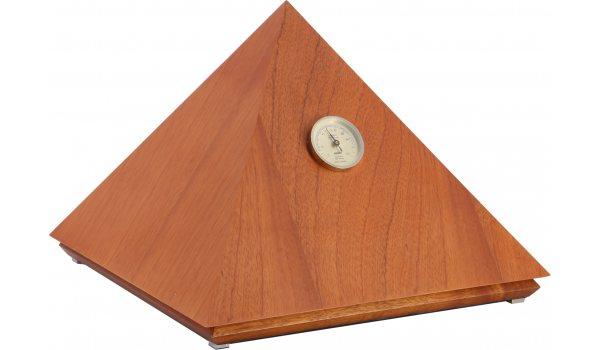 Humidor adorini Pyramid Deluxe M z cedru