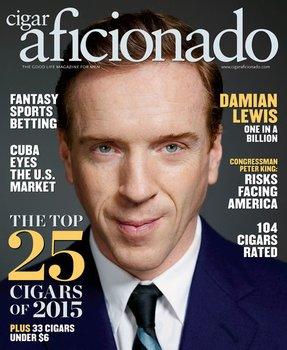 Magazyn Cigar Aficionado Styczeń/Luty 2016