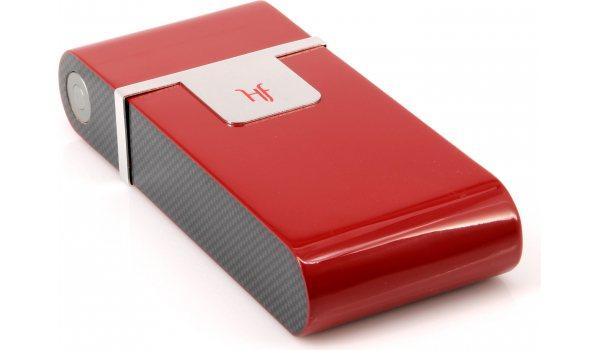 HF Barcelona R Pocket kieszonkowy humidor czerwony