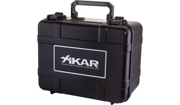 Xikar humidor podróżny Czarny 60 cygar