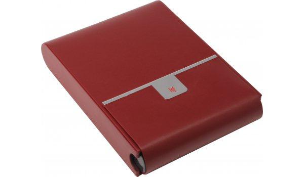 HF R Travel 10 humidor podróżny czerwony