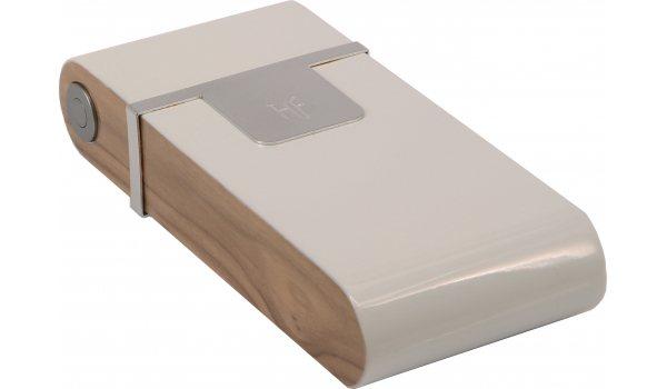 HF Barcelona W Pocket kieszonkowy humidor biały