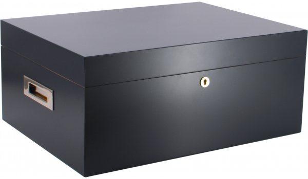 Humidor adorini Vittoria Deluxe czarny