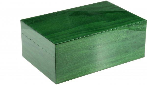 Humidor Gentili Zielony 30 cygar