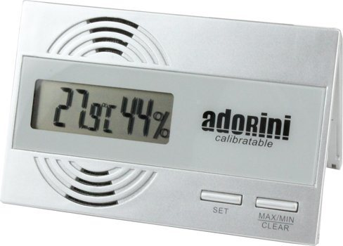 Adorini hygrometer thermometer digital