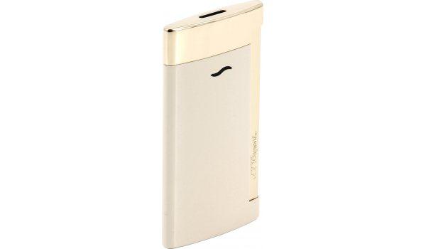 ST Dupont Slim 7 Zapalniczka Bezbarwna/Złota
