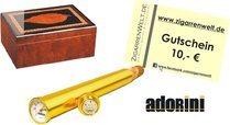 Premium Cigar Humidor Set with 10€ Gift Voucher