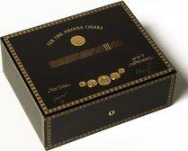 Elie Bleu Black Medal 75-Cigar Humidor