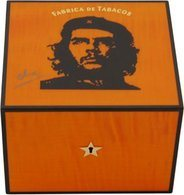 Elie Bleu Che Humidor Orange
