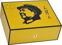 Elie Bleu Mao Humidor Yellow Sycamore