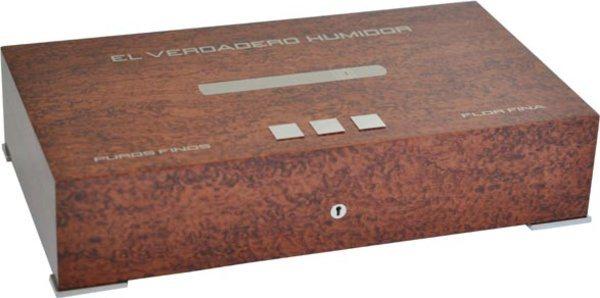 Elie Bleu New Medal 110-Cigar Humidor Bubinga