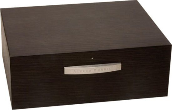 Dunhill White Spot humidor Grey Oak