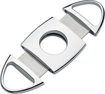 Passatore Cigar Cutter Chrome