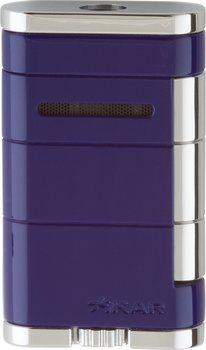Xikar Allume Single Jet Lighter Imperial Purple