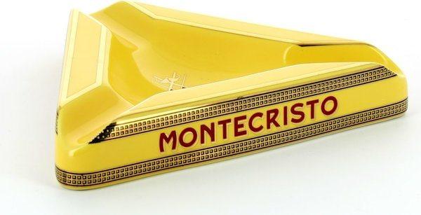 Montecristo Ashtray triangular