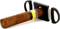 Zino Double Blade Cigar Cutter Black zdjęcie 8