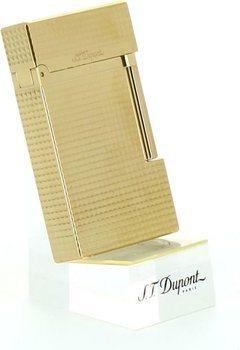 S.T.Dupont Ligne 2 16284 gold plated carré