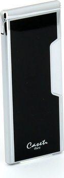 Caseti Piezo slim chrome / black